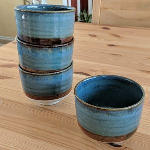 Jars France ceramics bowls